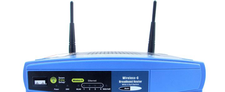 WIRELESS NETWORK SETUP (HOME)